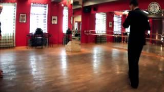 """Онлайн уроки танго с аргентинскими преподавателями"" АРСЕТАНГО. Урок 4: перемещения (продолжение)"