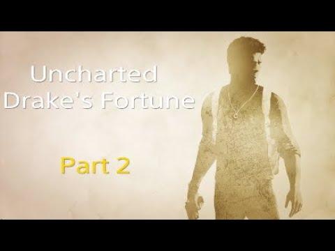 Uncharted 1 Walkthrough Part 2 The Search For El Dorado-No Commentary