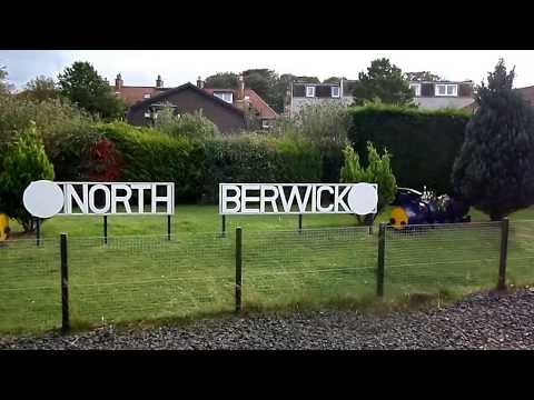 North Berwick Railway Station, Lothians, Scotland