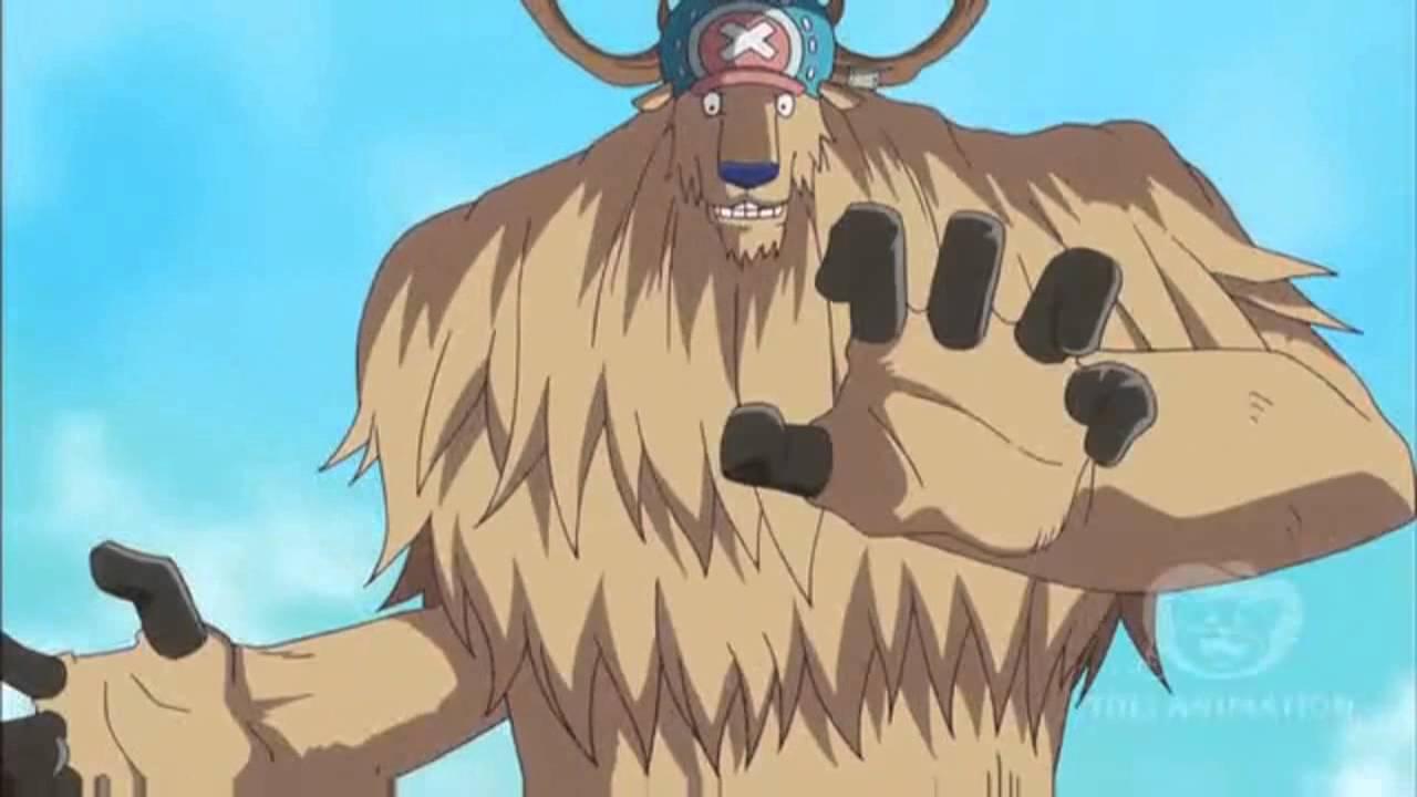 One Piece Hd Tony Tony Chopper Monster Point