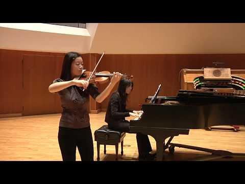 Glazunov Violin Concerto  In A Minor Allegro