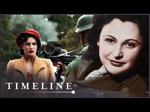 Nancy Wake: Gestapo's Most Wanted (French Resistance Documentary) | Timeline from YouTube · Duration:  1 hour 7 minutes 49 seconds