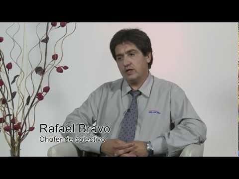 """Historia de Rafael - Encontró a Dios leyendo """"La gran esperanza"""""""