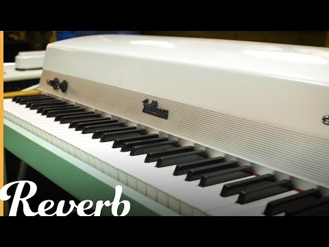 Fender-Rhodes Mark 1 Stage Piano | Reverb Demo Video