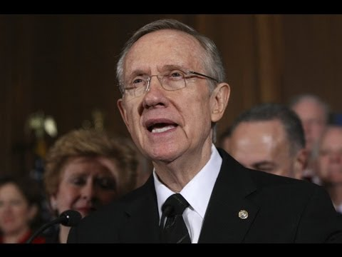 Disastrously Timed Filibuster Comments By Harry Reid
