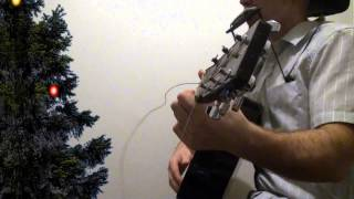 Away In A Manger - Guitar & Harmonica