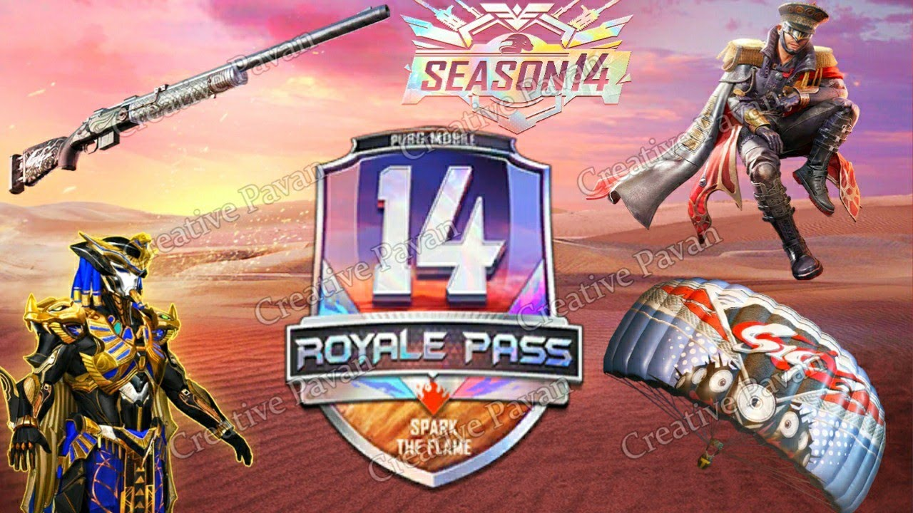 SEASON 14 LEAKS - PUBG MOBILE SEASON 14 ROYAL PASS LEAKS | PUBG ...