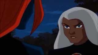 X-Men Evolution: Storm Vs Mystique