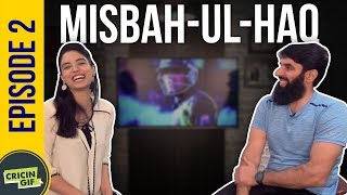 Misbah-ul-Haq in conversation with Zainab Abbas - Voice of Cricket Episode 2