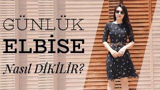 Video Günlük Kloş Elbise Nasıl Dikilir ? | Kalıpsız | download MP3, 3GP, MP4, WEBM, AVI, FLV Juli 2018