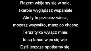 Sobota feat. Weekend - Ona tańczy dla mnie (tekst) HD