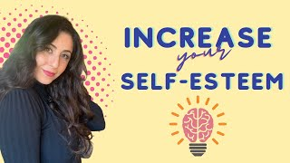 How to increase self-esteem | Mental Health Over Coffee | #selfesteem #mentalhealth #anxiety
