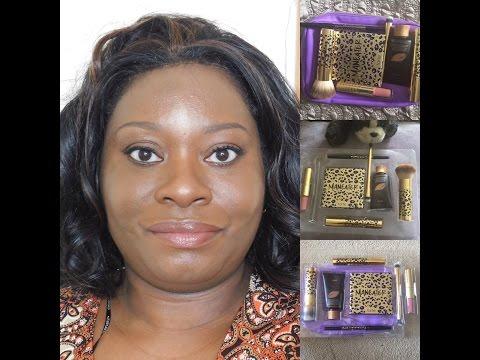 Tarte  7 Piece Maneater Make-up Collection & Bag
