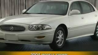 Buick LeSabre (2005) Competitive Comparisons