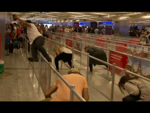 Istanbul Airport Attack | Eyewitness Account