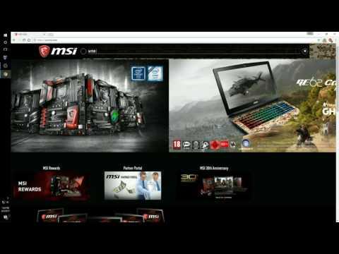 MSI B85I GAMING RIVET NETWORKS KILLER LAN DRIVER FOR WINDOWS 10