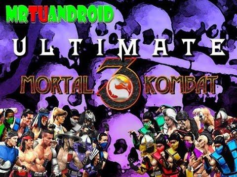 Ultimate Mortal Kombat 3 - GameSpot