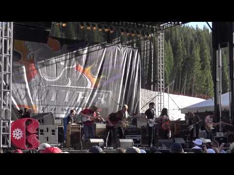 Guitar Town All-Star Electric Jam - full set - Guitar Town 8-9-15 HD tripod
