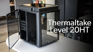 Thermaltake Level 20HT inspection & teardown