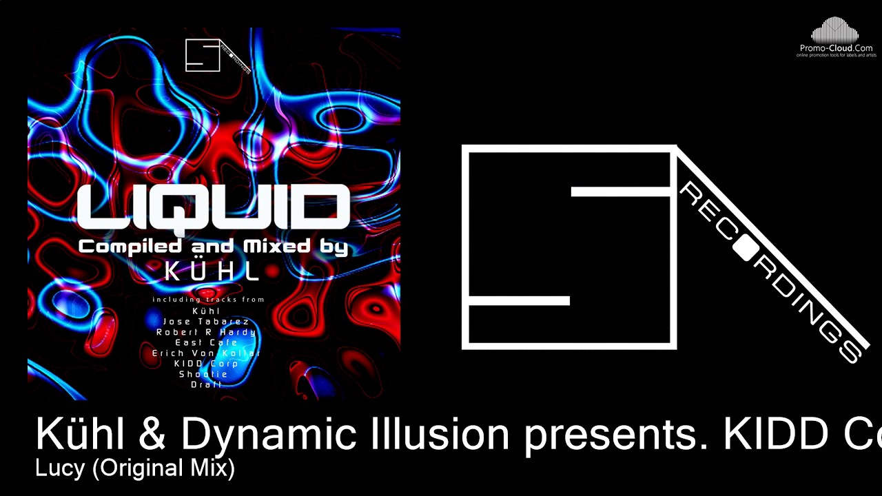 SOULART003 Kühl & Dynamic Illusion presents. KIDD Corp - Lucy ...