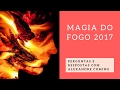 Magia do Fogo: Perguntas e Respostas com Alexandre Cumino
