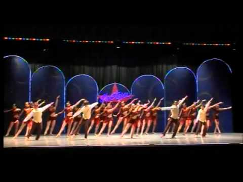 Canadian Dance Company Evita showstoppers competition 2010