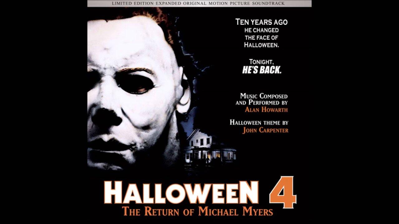 Michael's Finale Halloween 4 Soundtrack - YouTube