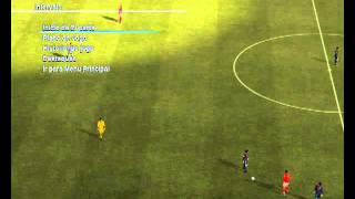 pro evolution soccer 2012 fc barcelona vs sl benfica 3 1