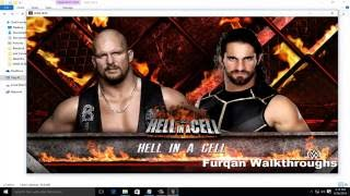 How To Install WWE 2K16 On PC Windows Play W2K16 Online/Offline 100% | Furqan