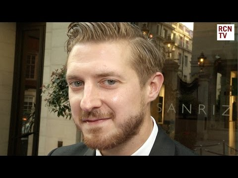 Arthur Darvill Interview Caudwell Children Butterfly Ball 2016