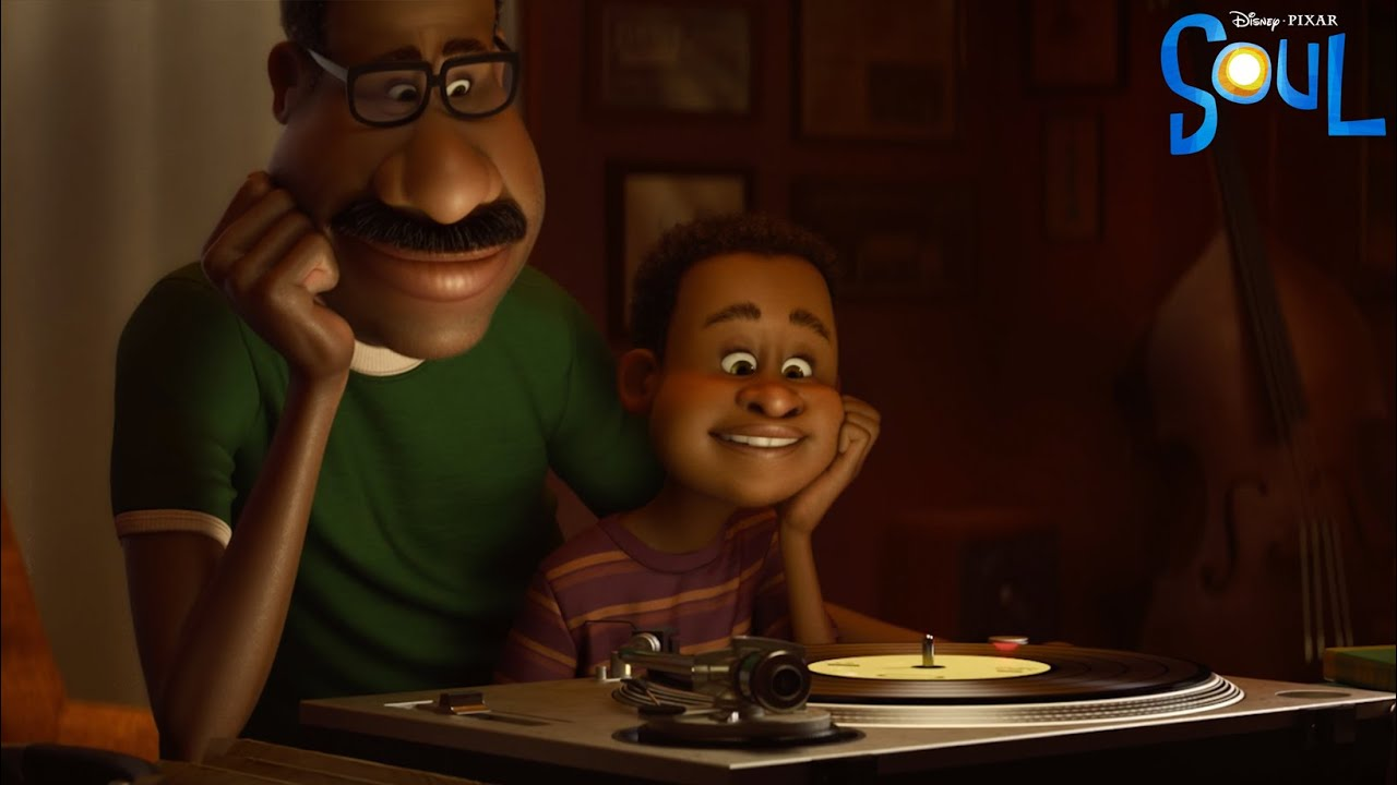 Disney and Pixar's Soul | Streaming December 25 | Disney+ - YouTube