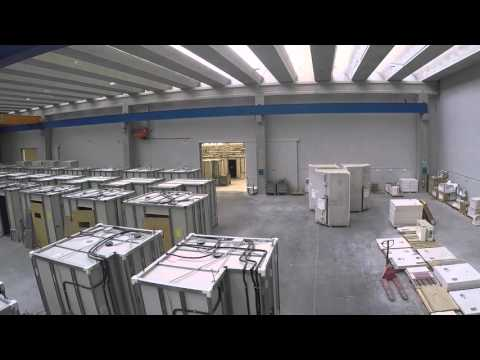 Production And Sale Of Prefabricated Bathroom And Kitchen Pods BathSystem Brescia - Italy
