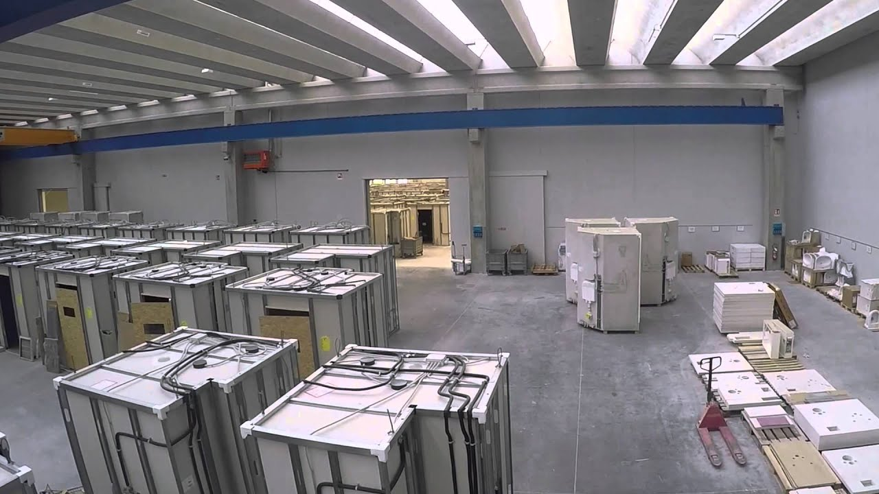 Production and sale of prefabricated bathroom and kitchen for Prefab guest house with bathroom and kitchen