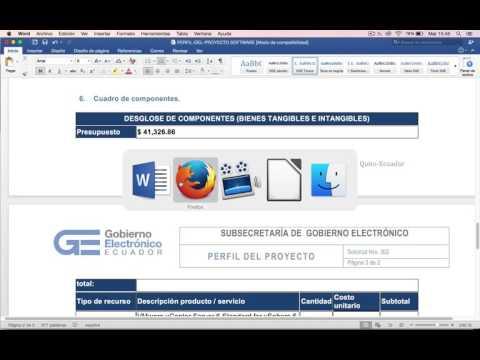 Tutorial CTI - Software