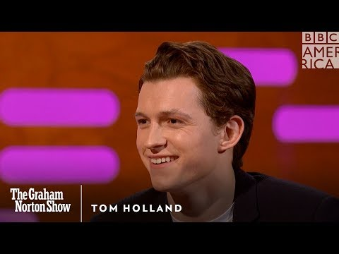 Tom Holland Felt Insecure On The Set Of Avengers – The Graham Norton Show