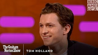 Download Tom Holland Felt Insecure On The Set Of Avengers - The Graham Norton Show Mp3 and Videos