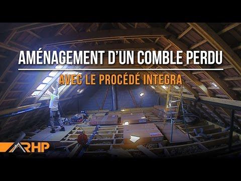 Aménagement de combles perdus // RHP Combles - Procédé Intégra