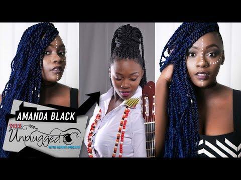 Amanda Black on 702 Unplugged
