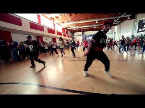 "#sashaoshkin & #pashafatykhov Dance Aerobic Choreography, ""Gil Lopes Magic Convention 2015"""
