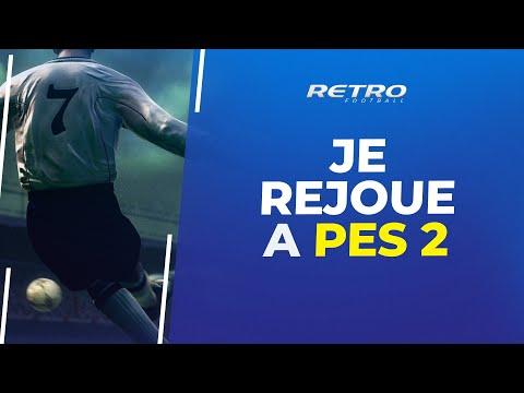 Retro Football : Je rejoue à PES 2 (Est-ce que Wagneau Eloi va marquer?)