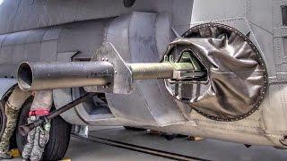 AC-130U Spooky Gunship Live-Fire & Air Refueling Mission