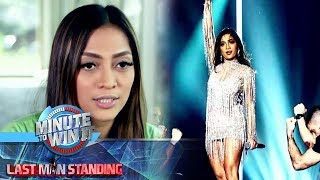 Minute To Win It X Factor Romania Grand Winner Bela Santiago, hinarap ang hamon sa Minute ...