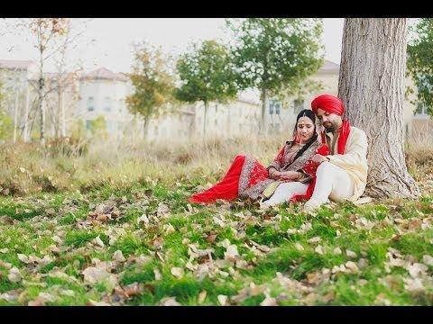 Harmandeep & Joti Sikh Wedding Highlights