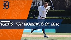 Tigers top moments of 2018