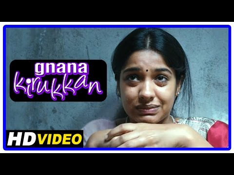 Gnana Kirukkan Tamil Movie | Scenes | Archana Kavi Develops High Fever | Jega | Thambi Ramaiah