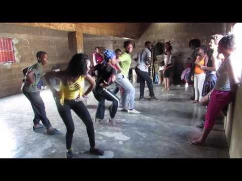 Hodi Maputo Afro Swing - Social Dance and Trankey Do