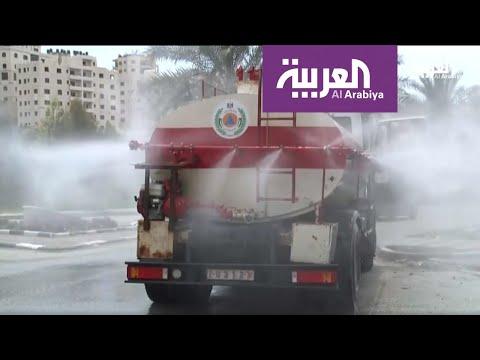 فلسطين.. مهندسو الدفاع المدني يطورون آليات للتعقيم  - نشر قبل 7 ساعة