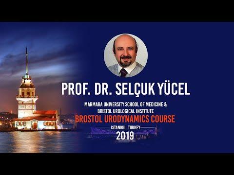 Prof. Dr. Selçuk Yücel - Bristol Urodynamics Course 2019