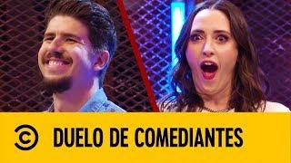 Diego Zanassi VS Alexis De Anda | Duelo de Comediantes | Comedy Central LA YouTube Videos