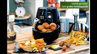 Philips HD9220 / 20 Airfryer (1425 watts, without oil)